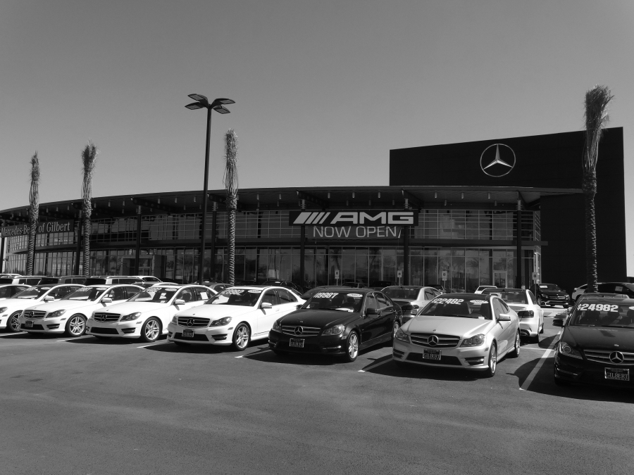 Mercedes-Benz of Gilbert
