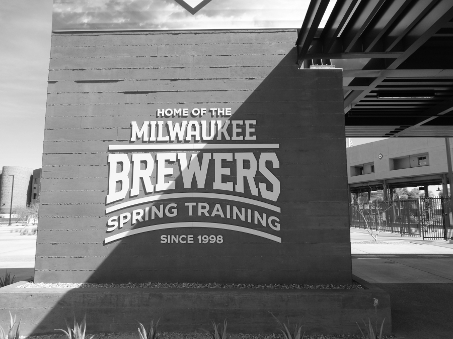 Milwaukee Brewers Spring Training Facility
