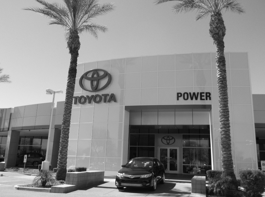 Power Toyota
