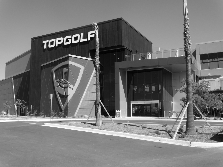 Top Golf Glendale