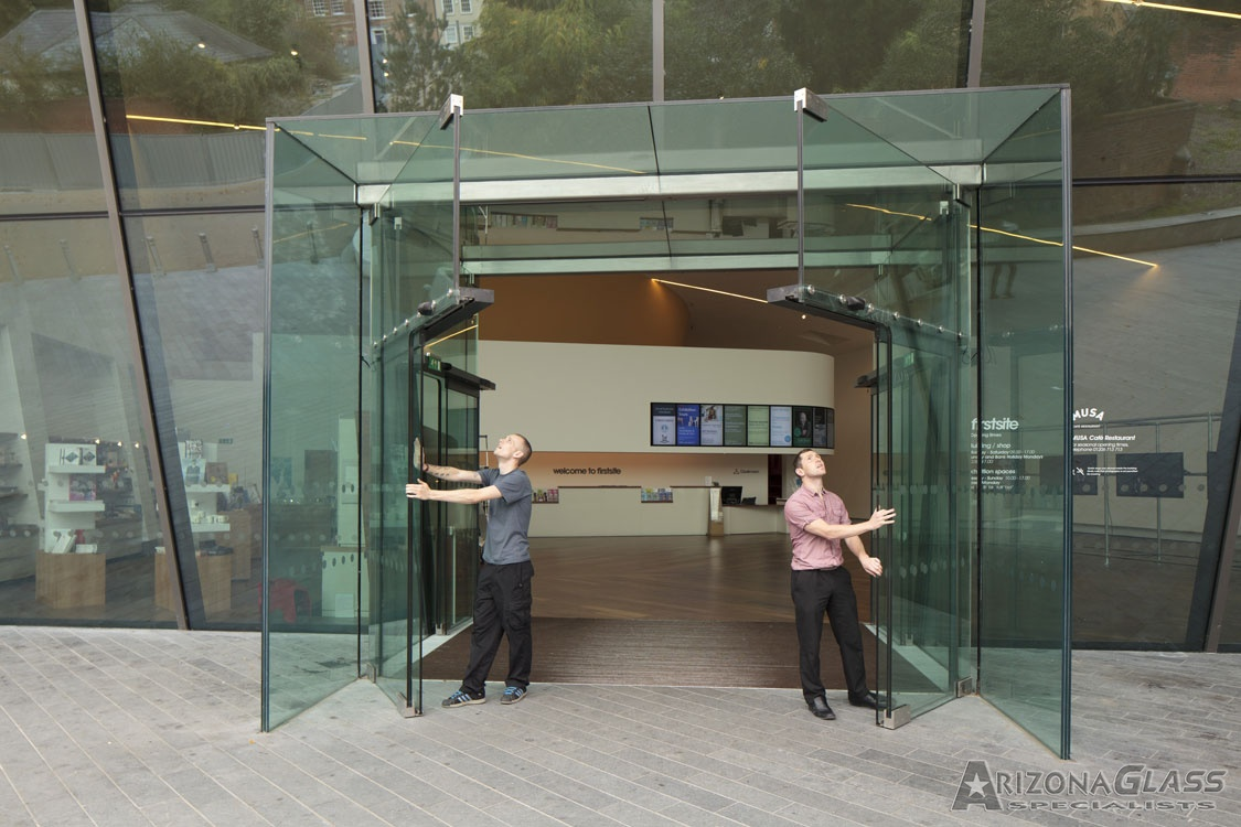 All Glass Entry Systems